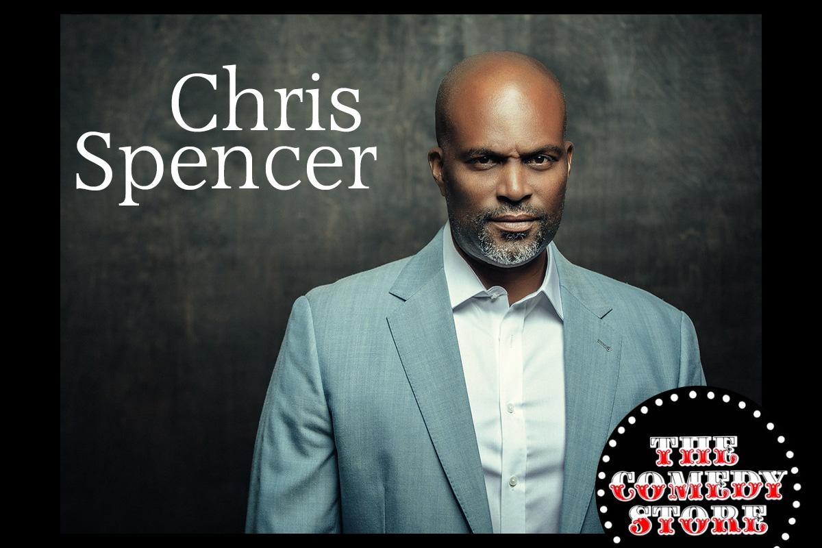 Chris Spencer - Sunday - 7:30pm