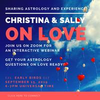 Love Astrology Webinar