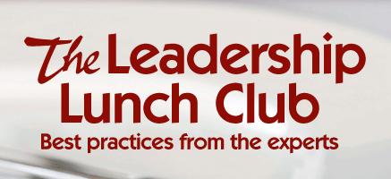 Summer Leadership Learning Series - Work of Leaders...