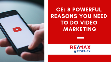 8 Powerful Reasons You Need to Do Video Marketing Tickets, Mon, Nov