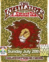 The Legendary Wailers + Bad Neighborz