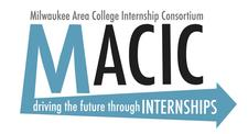 Milwaukee Area College Internship Consortium (MACIC) logo