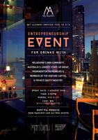 Networking event for MBA Alumni & entrepreneurs