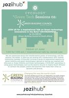 Cycology Greentech Sessions @ JoziHub