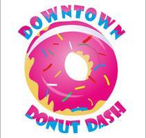 Downtown Donut Dash 5K 2014