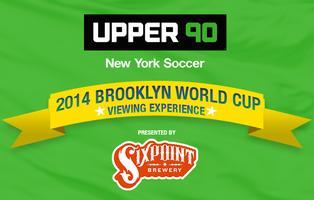 Brazil vs. Chile @ Upper 90 Brooklyn