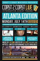 Coast 2 Coast LIVE | ATL Edition 7/14/14