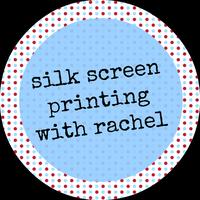 Silk screen printing workshop