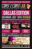 Coast 2 Coast LIVE | Dallas Edition 7/19/14