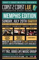 Coast 2 Coast LIVE | Memphis Edition 7/20/14