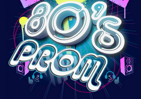 Totally 80's Prom Night!!!