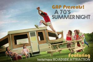 GAP Presents! A 70's Summer Night