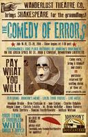Comedy of Errors/Wanderlust Theatre Co.