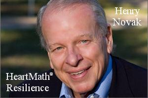 Henry Novak on HeartMath® Resilience