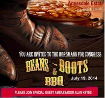 Beans, Boots, BBQ & Picnic Fundraiser with Ambassador...