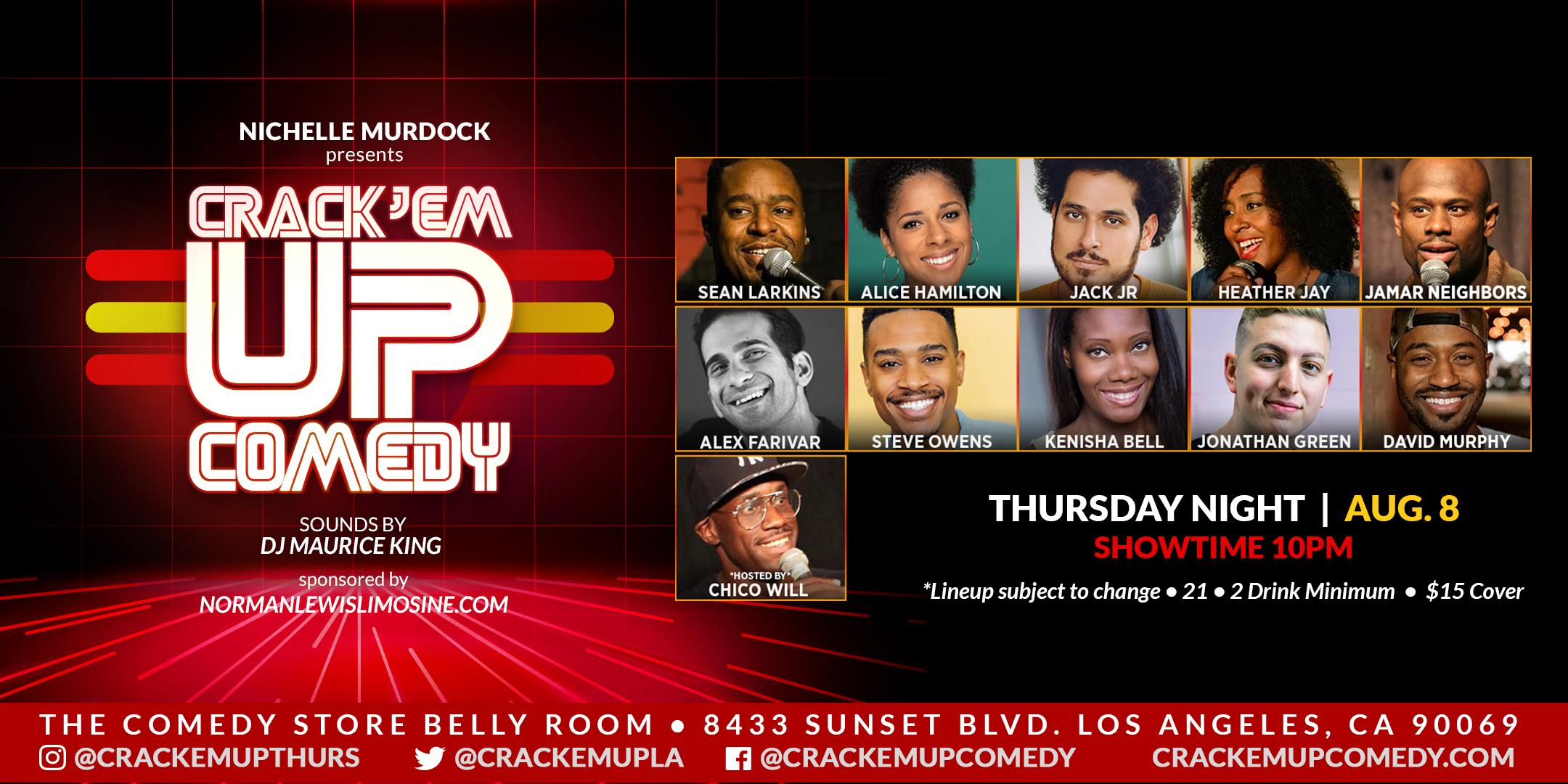 The Belly Room – The Comedy Store