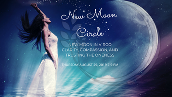 New Moon Circle: Elul and Virgo