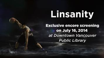 Linsanity, Exclusive Encore Screening