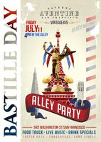 2014 Bastille Day Block Party At Taverna Aventine