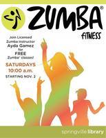 Free Zumba Class!