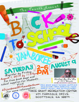 Back to School Jamboree 2014