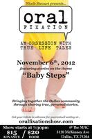 "Oral Fixation: ""Baby Steps"""