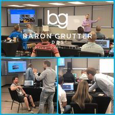 Dr. Baron Grutter logo