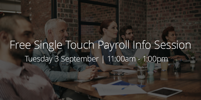 Reckon Single Touch Payroll Info Session - Hamilton Tickets, Tue 03
