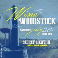 Wine in Woodstock