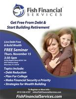 Live Debt Free & Build Wealth FREE Seminar