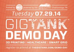 GIGTANK Demo Day 2014