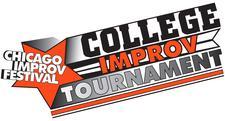 College Improv Tournament logo