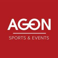AGON Sports & Events logo