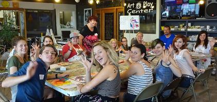 "JULY: Art and Design Class ""Open Studio"""