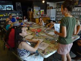 """JULY: Art and Design Class """"Art Techniques For Every..."""
