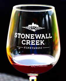 Stonewall Creek Vineyards logo
