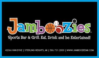 Freedom Phone Bank and Door Walk Dinner at Jamboozies