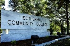 Isothermal Admissions Office logo