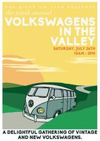 Volkswagens in the Valley 2014