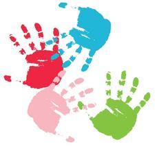 Fingertips Preschool and Forest School logo