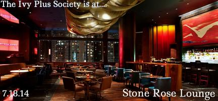 NYC: Stone Rose 7.18.14