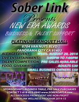 new era awards business and talent support