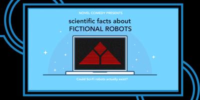 Scientific Facts about Fictional Robots