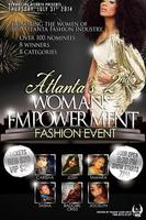ATLANTA 2ND ANNUAL WOMEN EMPOWERMENT FASHION SHOW