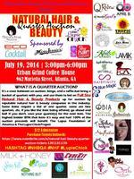 Natural Hair & Beauty Quarter Auction