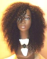 Kinky Curly Wig Making Workshop