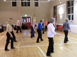 'Solo Latino' Latin-In-Line' Dance Class Monday Lunchtime