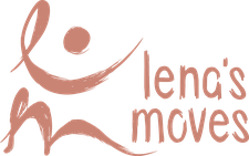 Lena's Moves logo