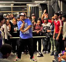 Dance Workshop with Lite Feet legend Chrybaby Cozie