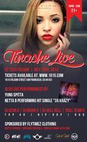 TINASHE live